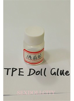 High quality strong viscosity TPE repair glue repair kit glue for real TPE sex doll free shipping