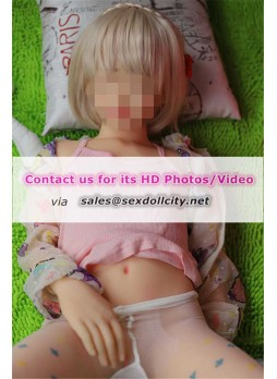 116cm Amy young looking face sex doll with mini tits love dolls tiny sex doll teen small breasted